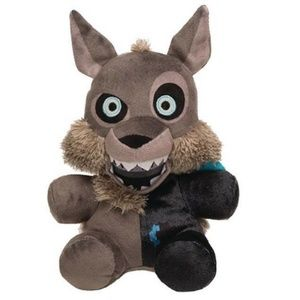Five Nights At Freddy'S: Twisted Ones Wolf Plush